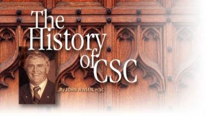 History of CSC